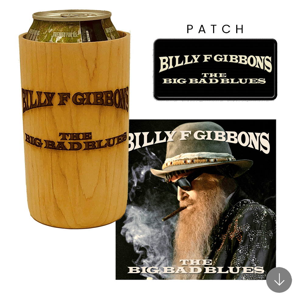 BFG Woodzie (Wood Koozie) + Album Download