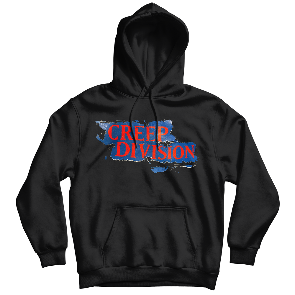 Creep Division Hooded Sweatshirt