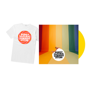 Hellogoodbye – S'Only Natural LP and Shirt