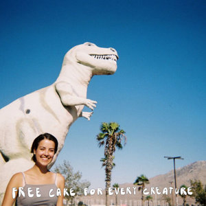 Free Cake For Every Creature - Talking Quietly of Anything With You LP