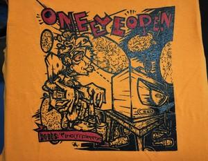 One Eye Open - Boobs T-Shirt