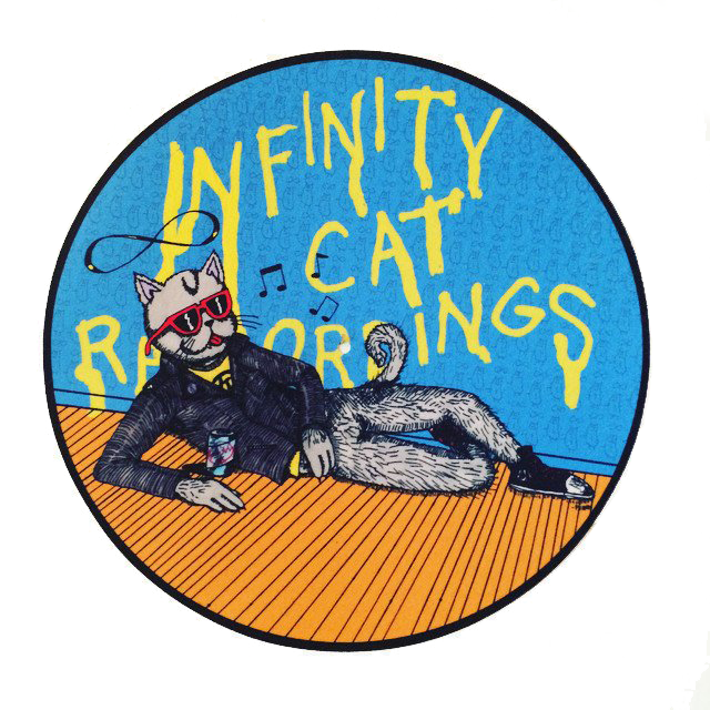 Infinity Cat Slipmat ONLY 3 BUCKS!