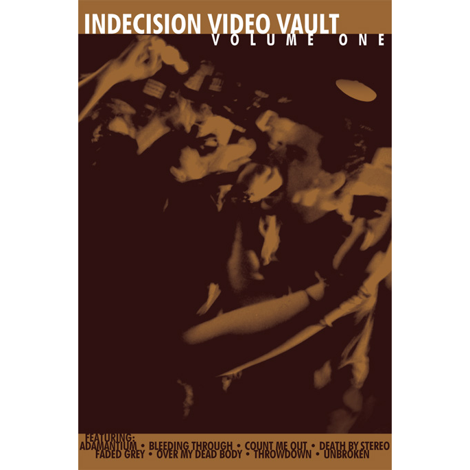 Indecision Video Vault Volume One