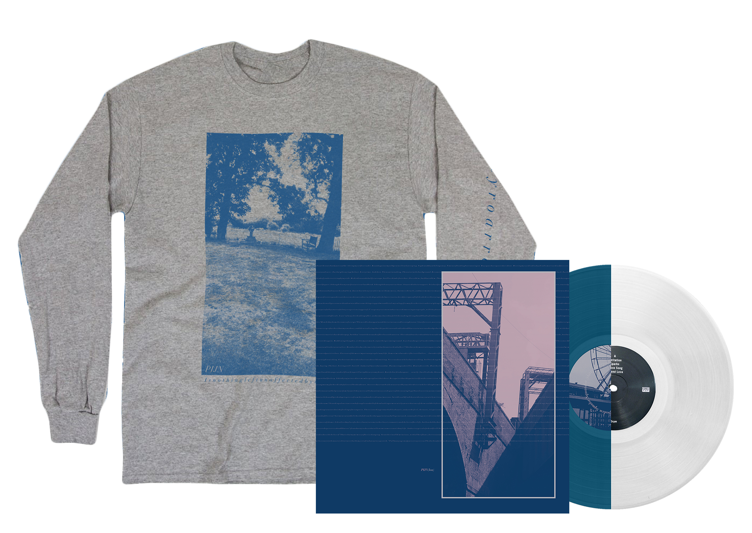 Pijn - Loss long sleeve + gatefold 2xLP