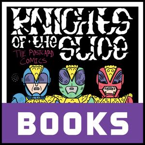Comics and Books!
