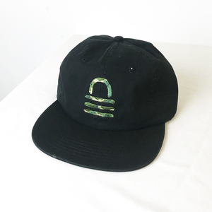 Lockin' Out - Camo Lock Hat (Black)