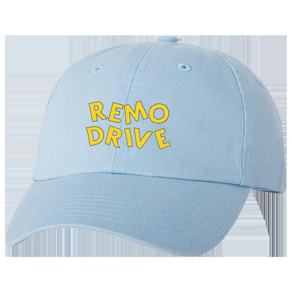 Block Letter Hat