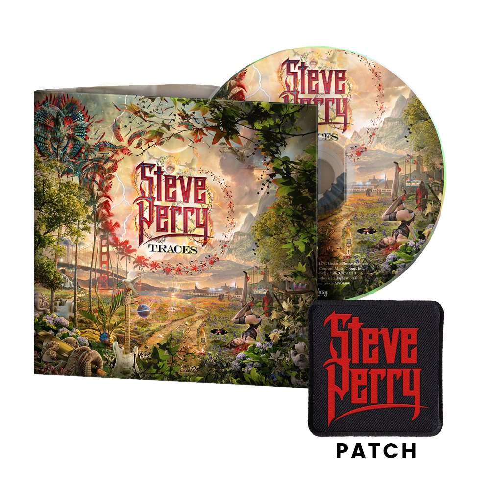 Deluxe or Standard CD + Patch