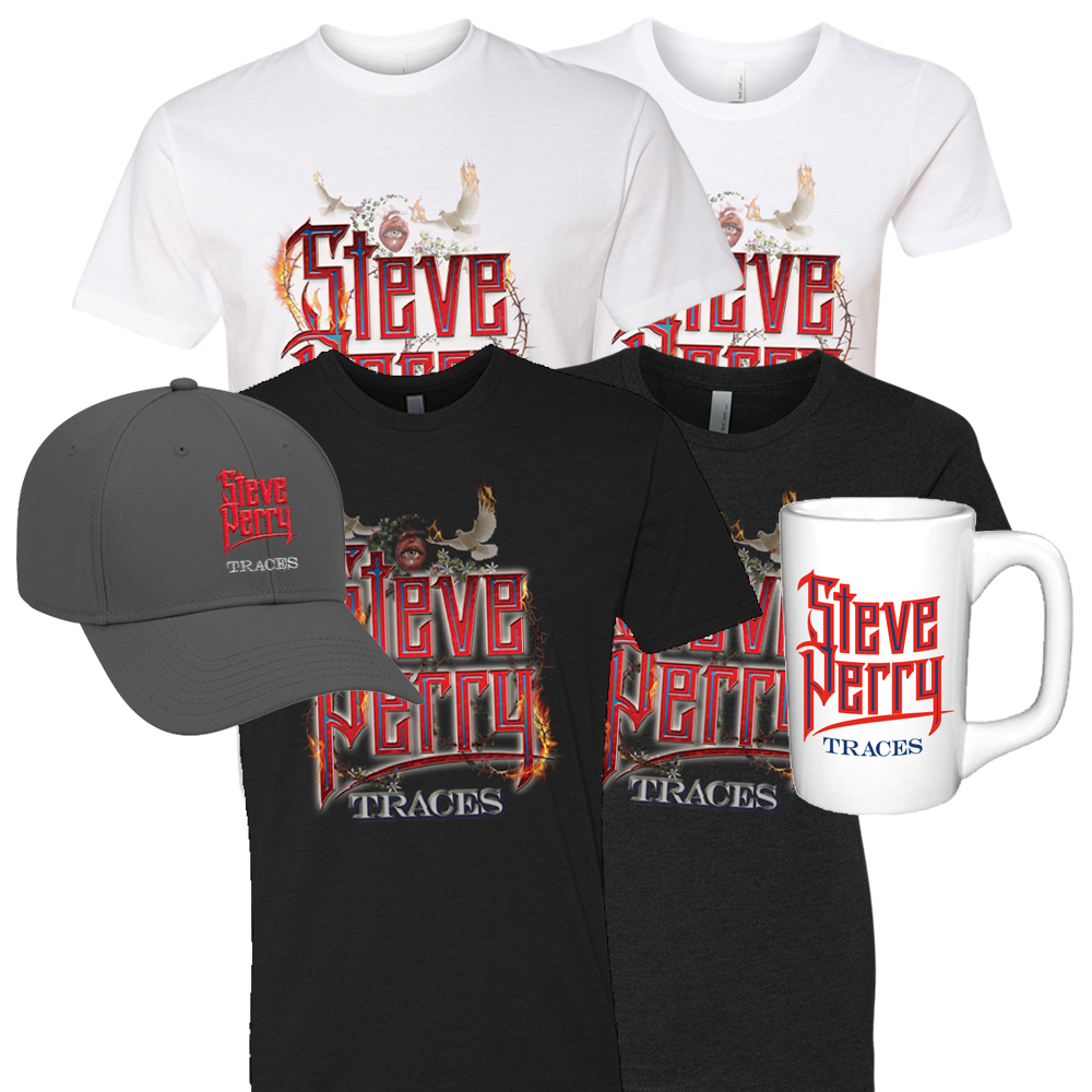 Embroidered Cap + Tee Shirt + Mug Bundle