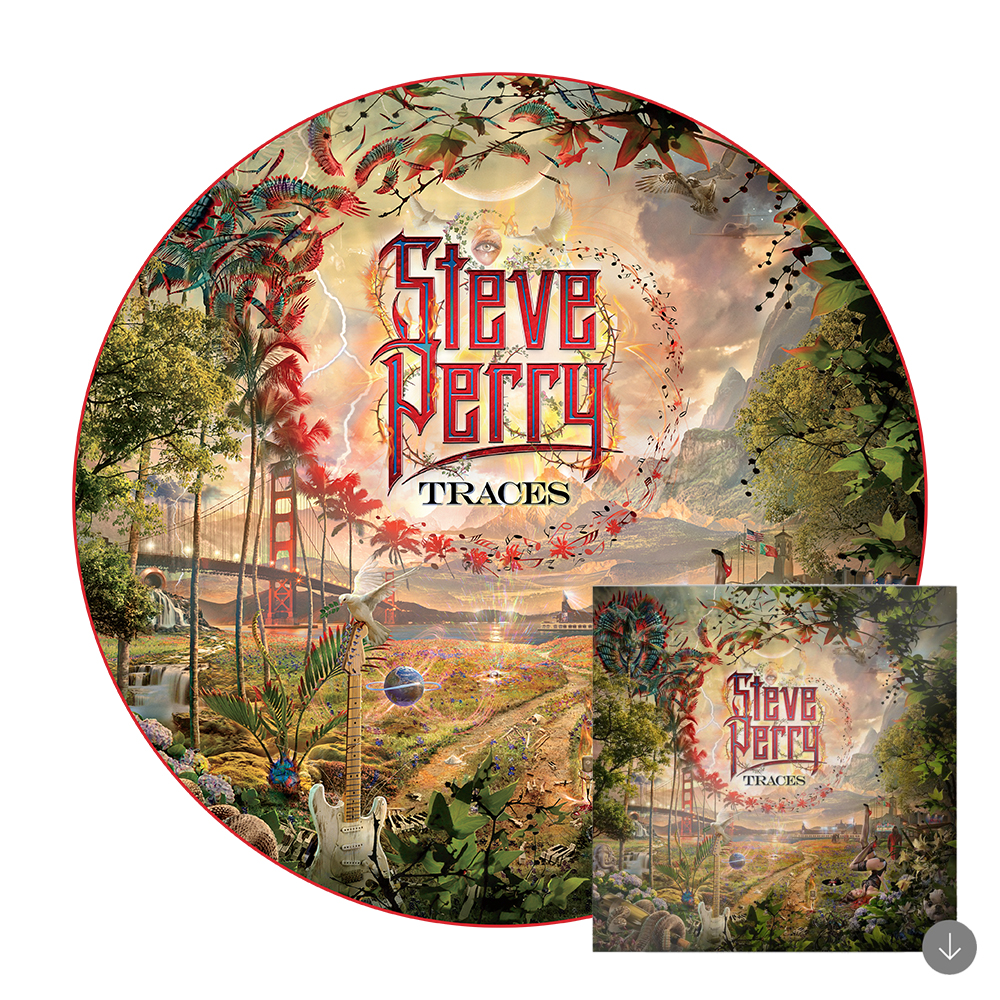 Signed Commemorative Drum Head + Album Download  (30 available)
