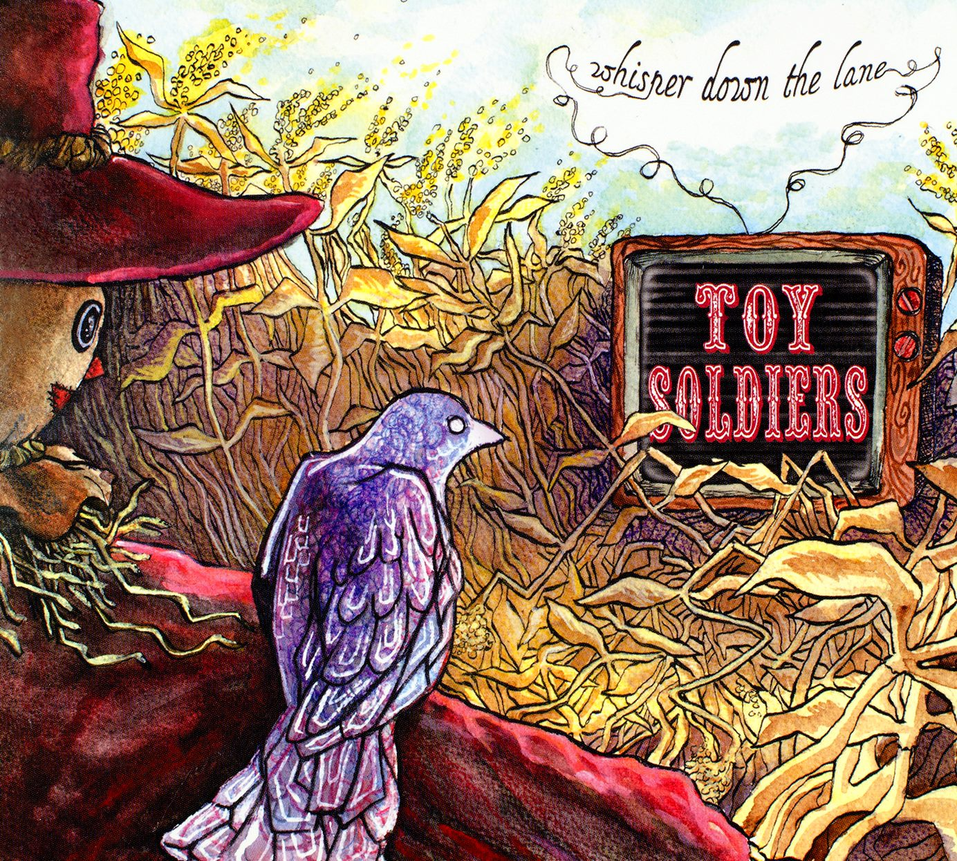 Whisper Down the Lane - Toy Soldiers