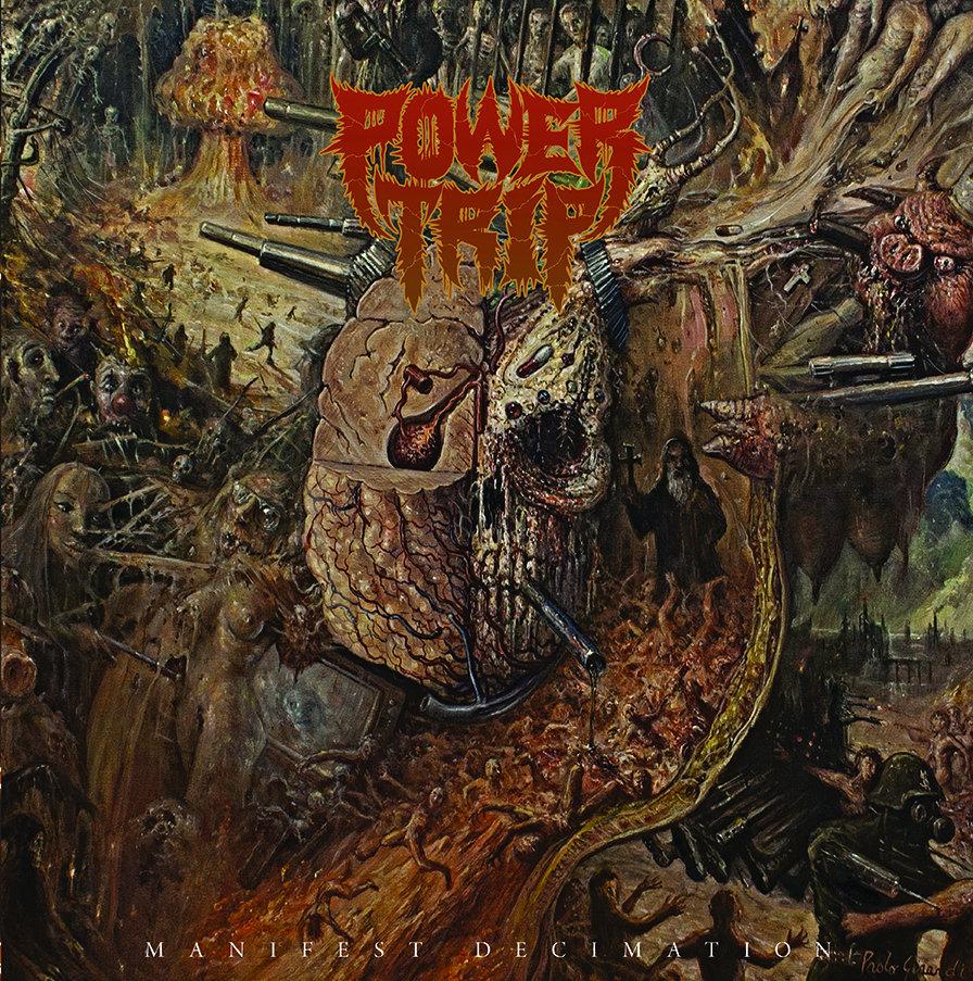 Power Trip - Manifest Decimation LP