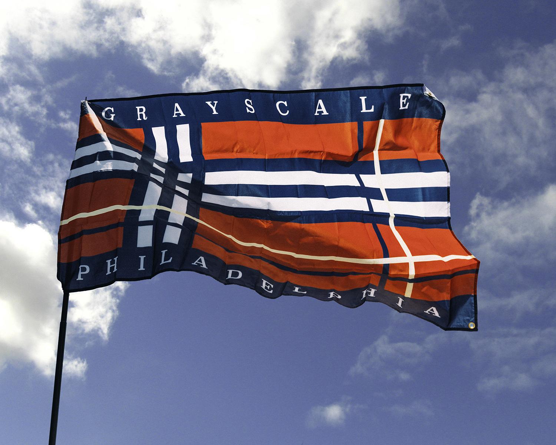 Tartan Wall Flag
