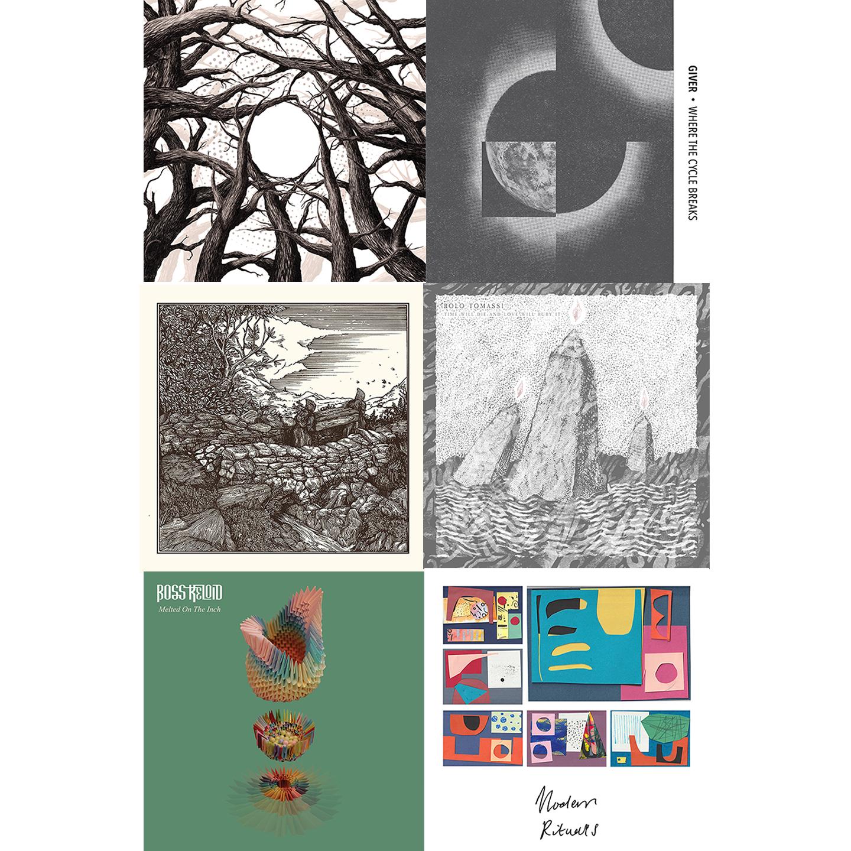 2018 LP bundle £79.99
