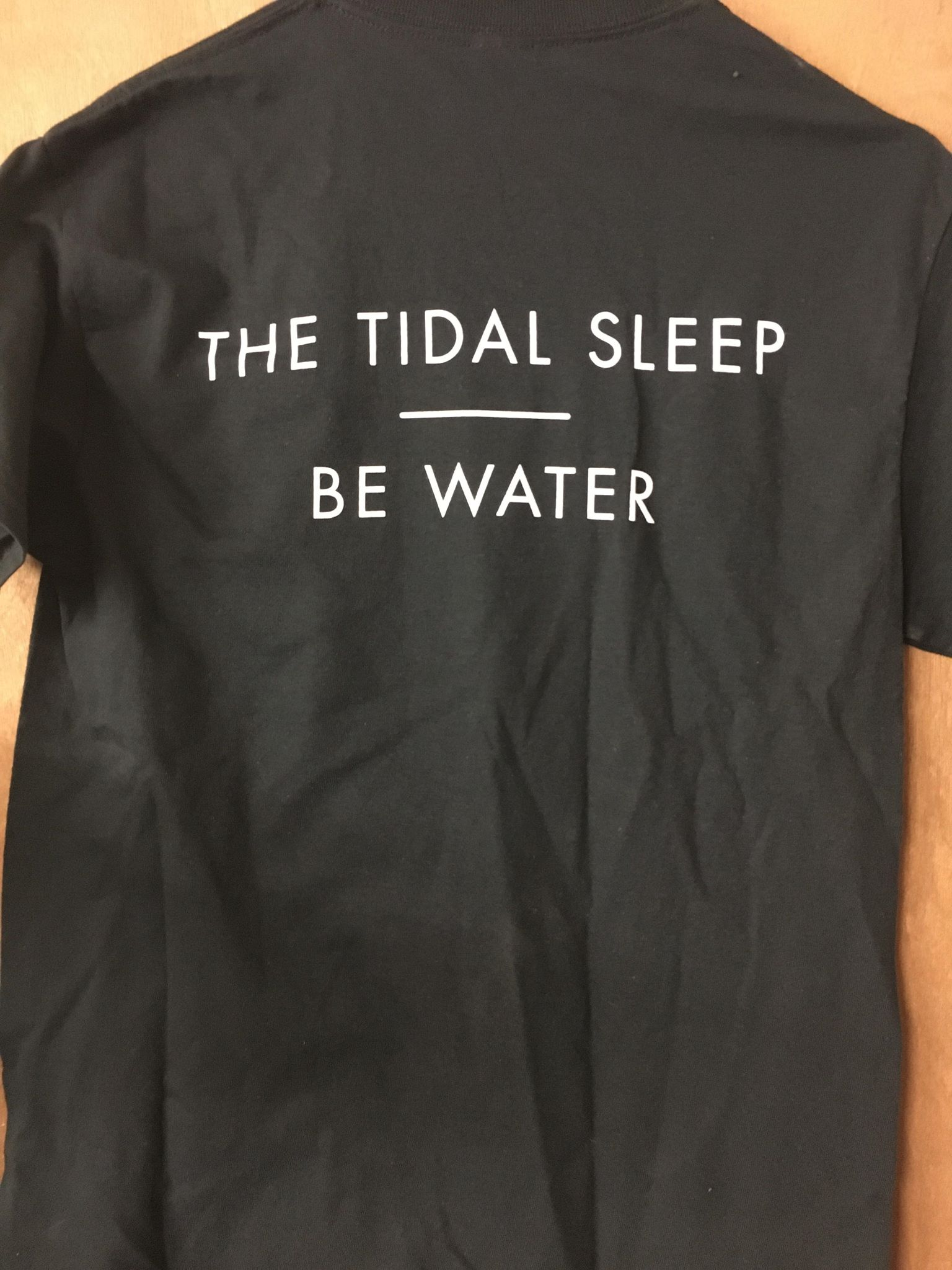 The Tidal Sleep - Ice Lolly shirt (Black)