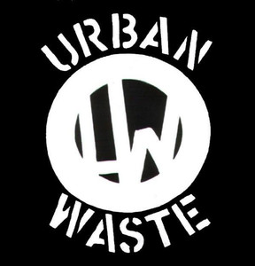 Urban Waste - s/t LP