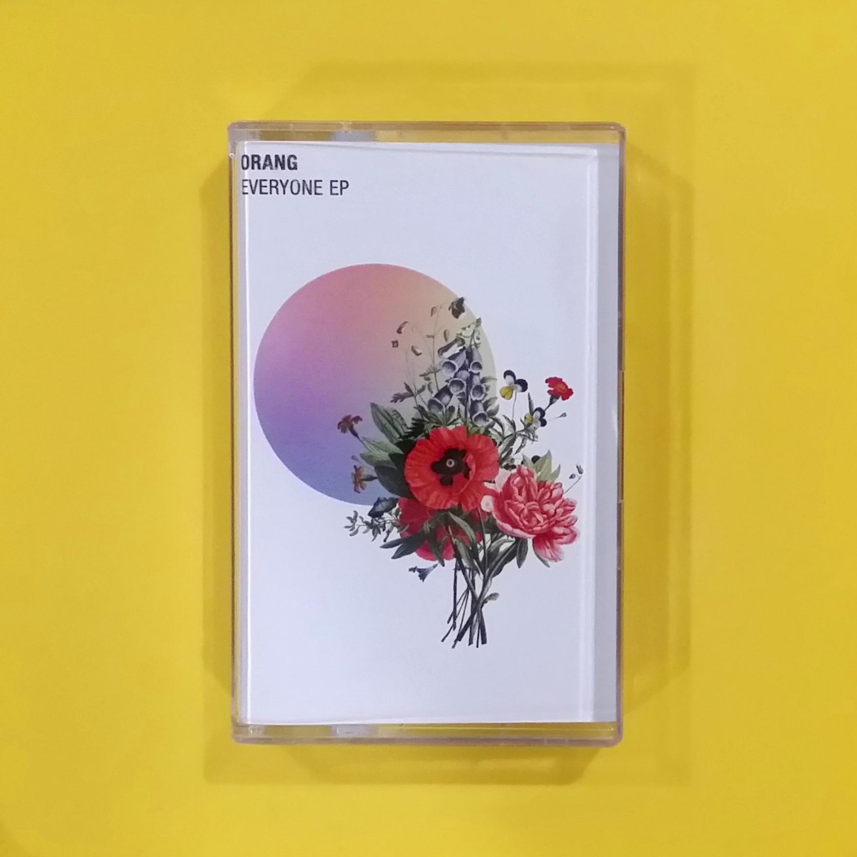 Orang - Everyone EP (Botanic Records)