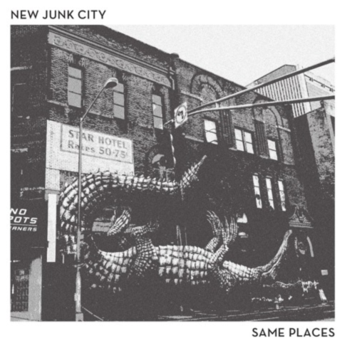 New Junk City - Same Places