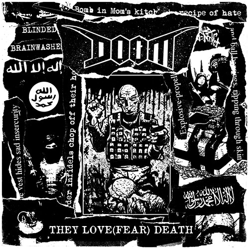 Doom / Electrozombies - Split 7