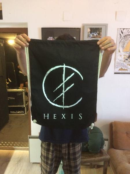 Hexis - Logo (Gymsack)