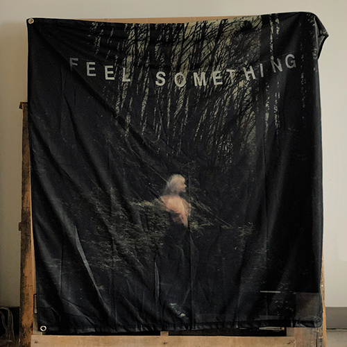 Feel Something Flag