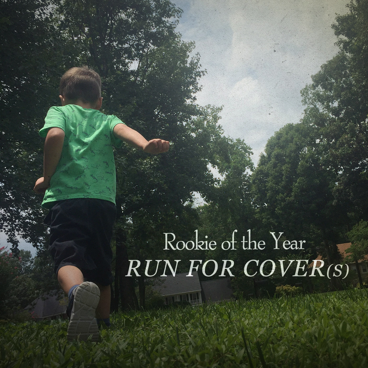 Rookie Of The Year - 'Run For Cover(s)' EP
