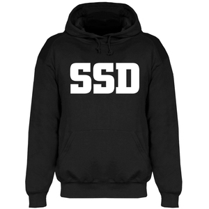SSD 'White Logo' Pullover Hoodie