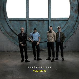 The Spitfires - Year Zero Japanese CD