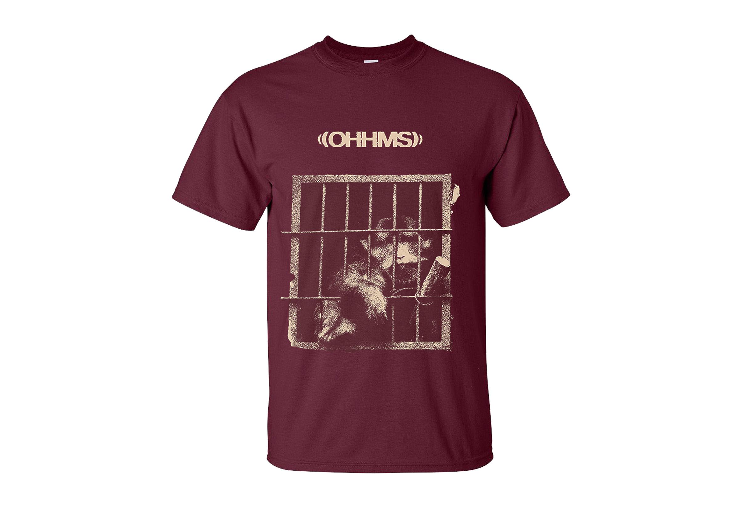 OHHMS - Exist Monkey shirt