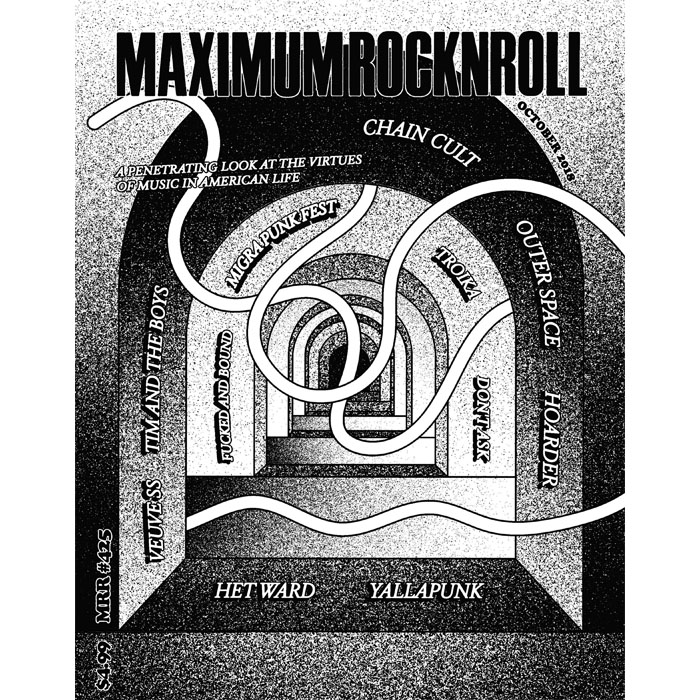 MAXIMUM ROCKNROLL #432 & back issues