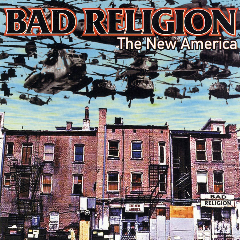 Bad Religion - The New America LP