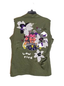 Rx Salvaged: Ice Cap Lava Rat Vest (L)