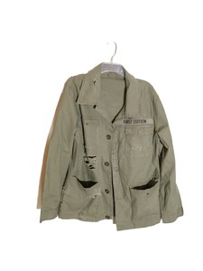 Rx Salvaged: Destroyed Recon Jacket (L)
