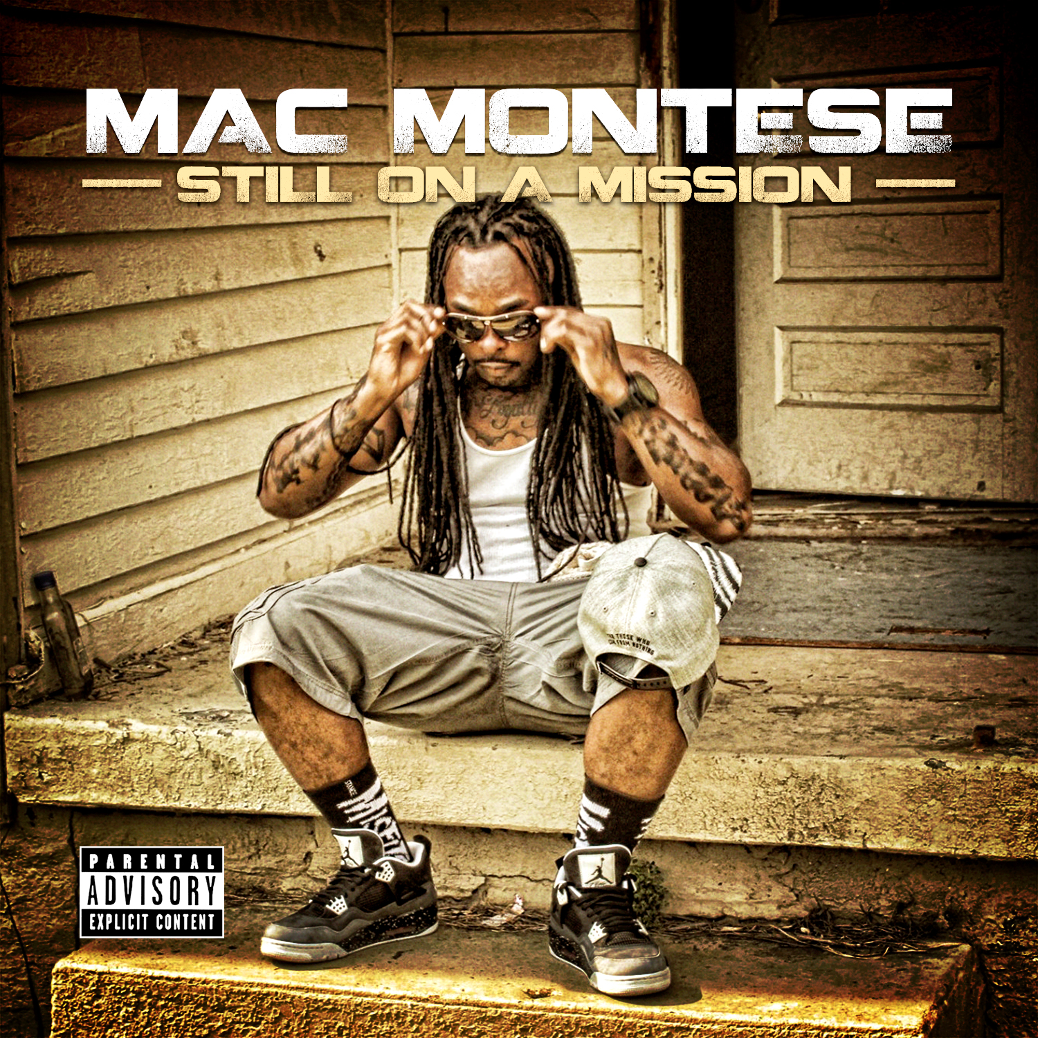 Mac Montese - Still On A Mission