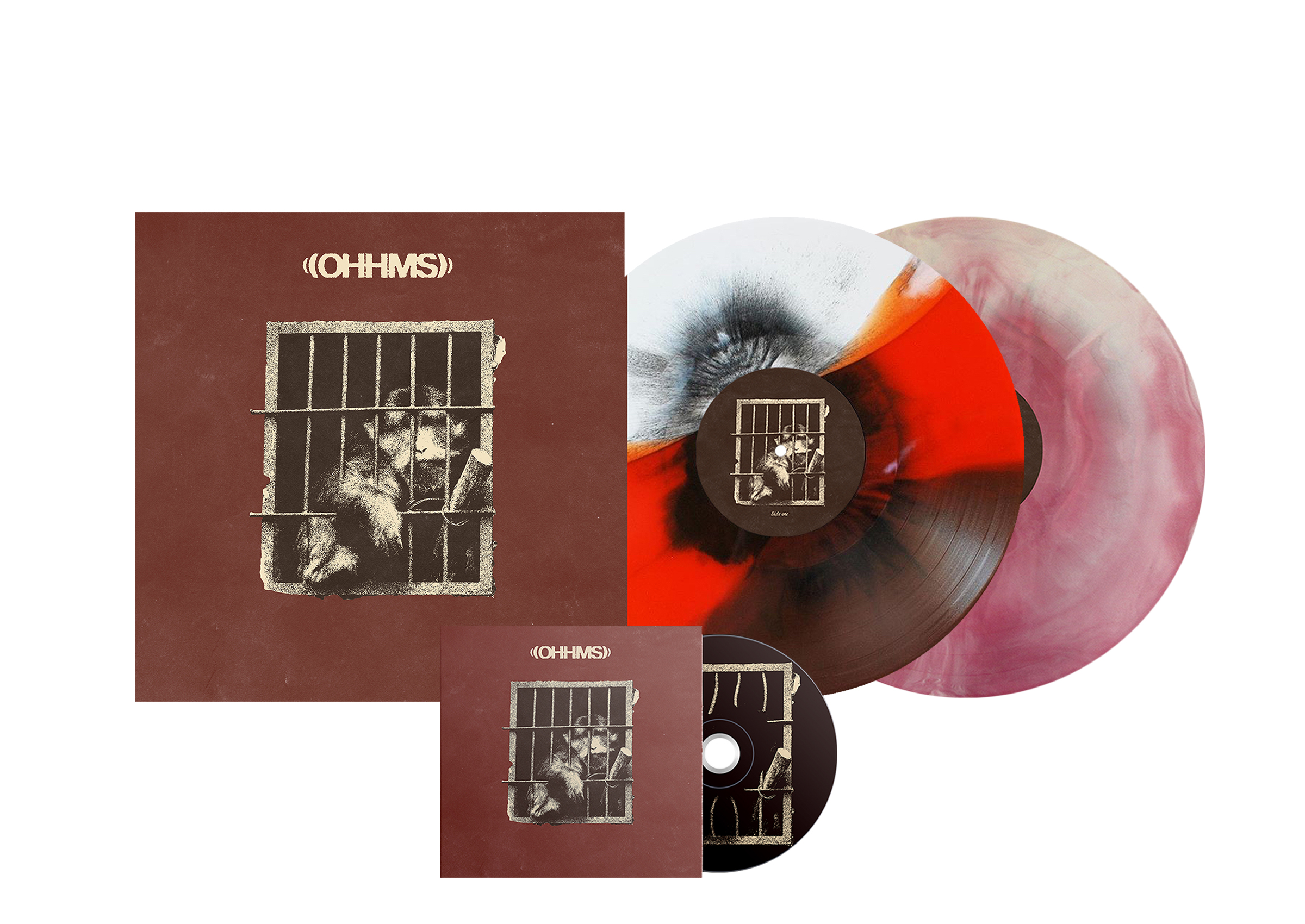 OHHMS - Exist All Formats (all vinyl colours and CD)