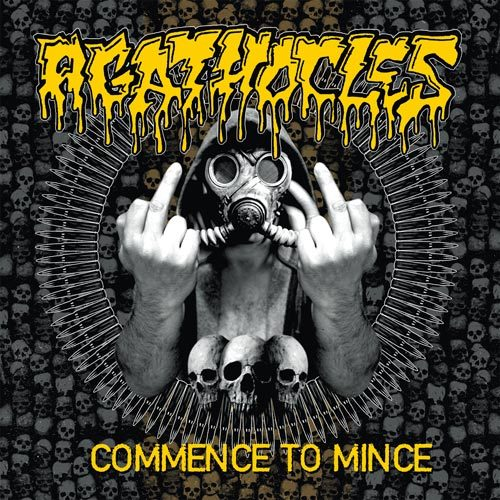 Agathocles - Commence To Mince (12'')