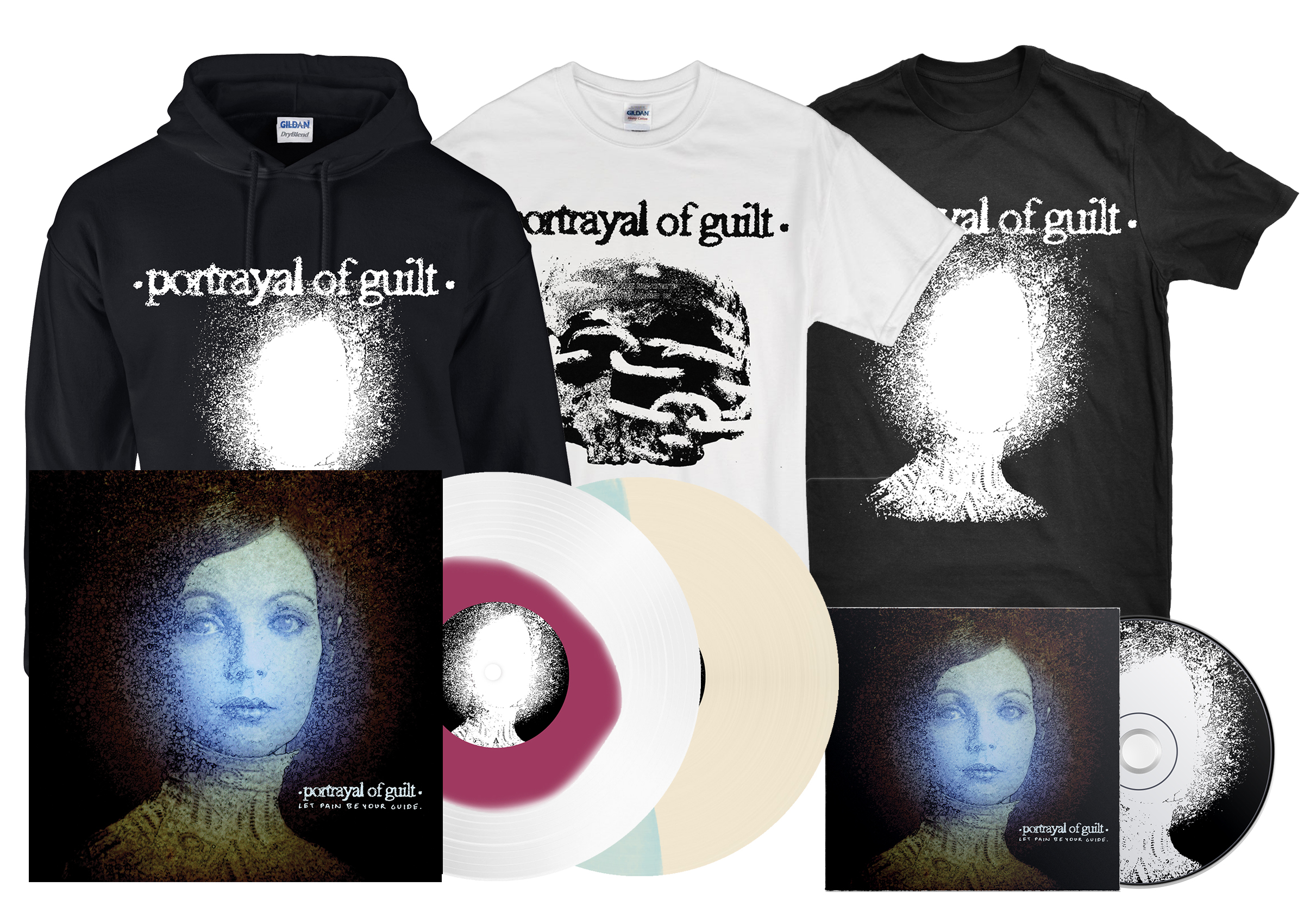 Portrayal of Guilt - 'Let Pain Be Your Guide' Mega Bundle