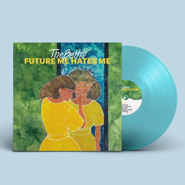 Carpark Records Cak128 The Beths Future Me Hates Me