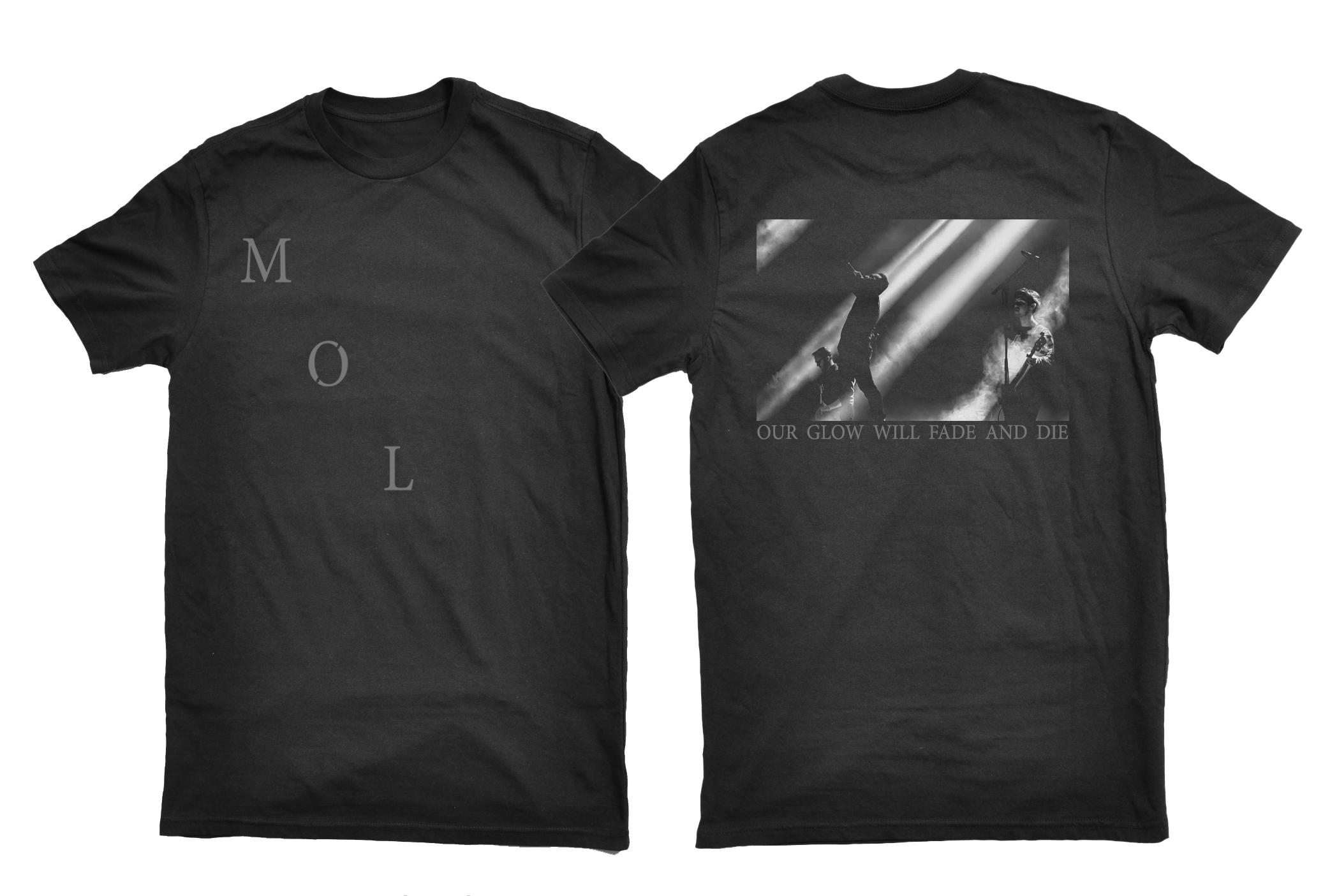 MØL live shirt
