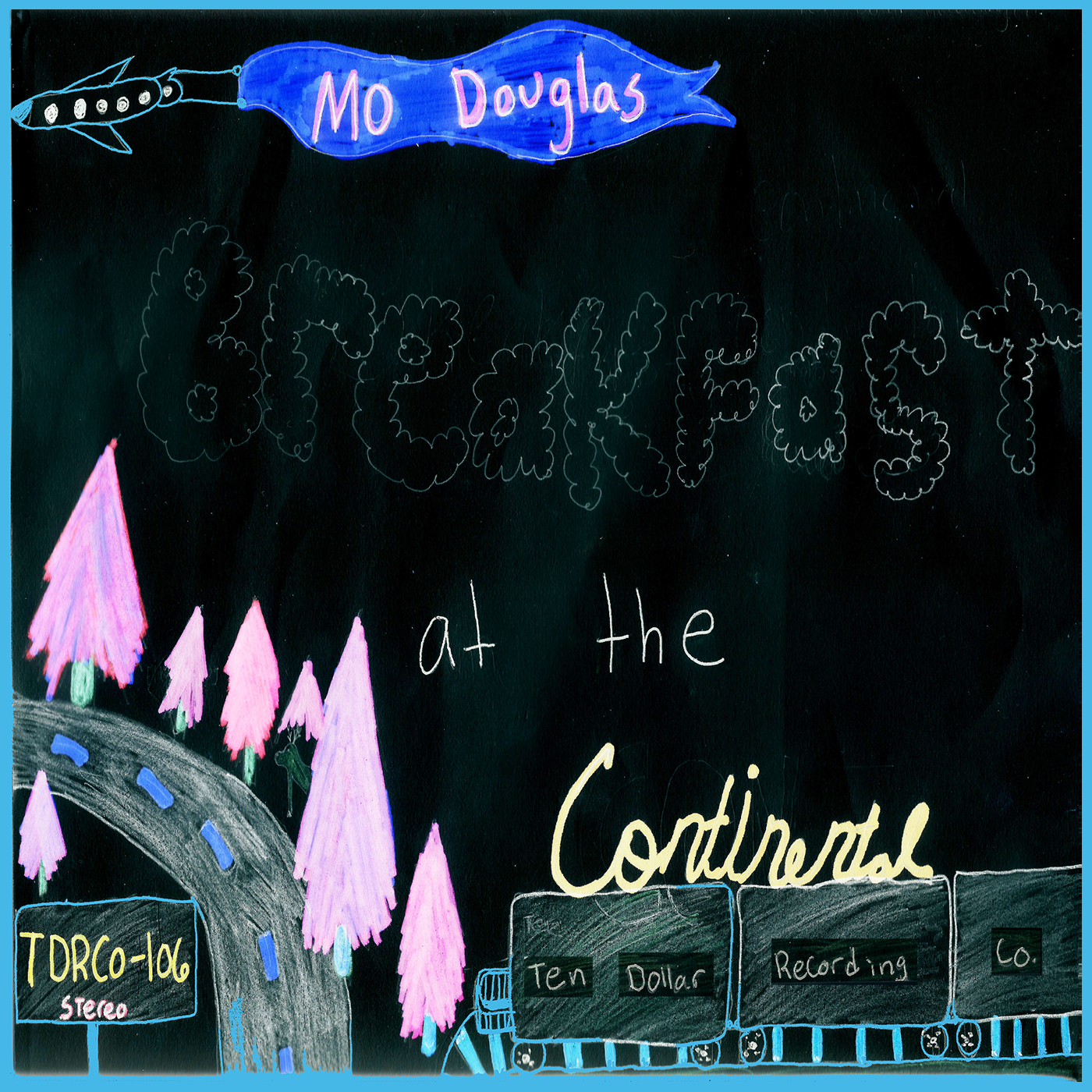 Mo Douglas - Breakfast at The Continental