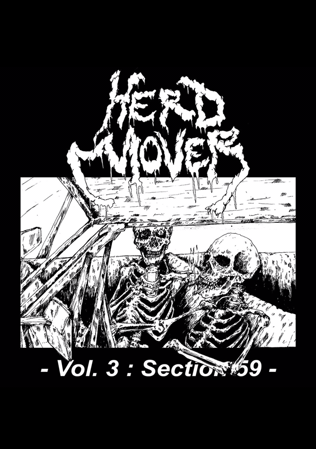HERD MOVER - VOL. 3: SEC TION 59 TAPE