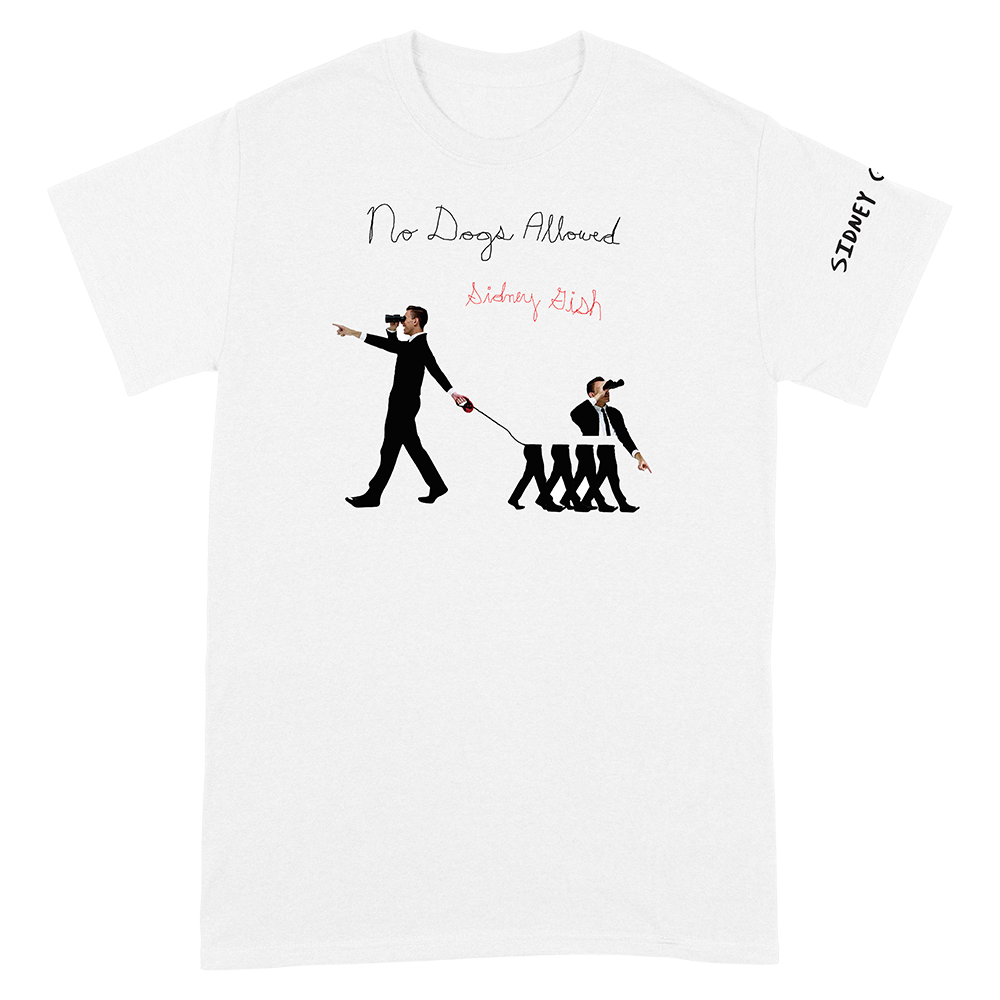 No Dogs Allowed Tee