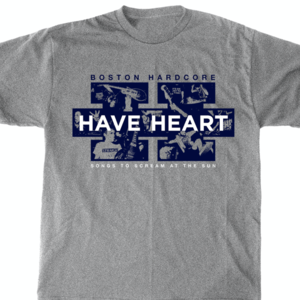 Have Heart 'Songs To Scream At The Sun' T-Shirt