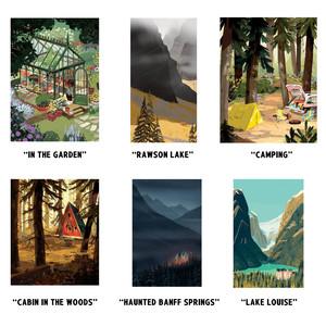 Kim Smith Framed Prints