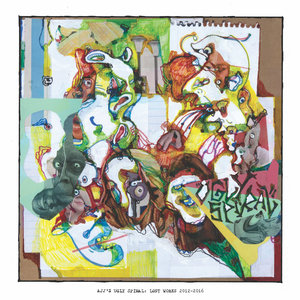 AJJ - Ugly Spiral: Lost Works 2012-2016 LP