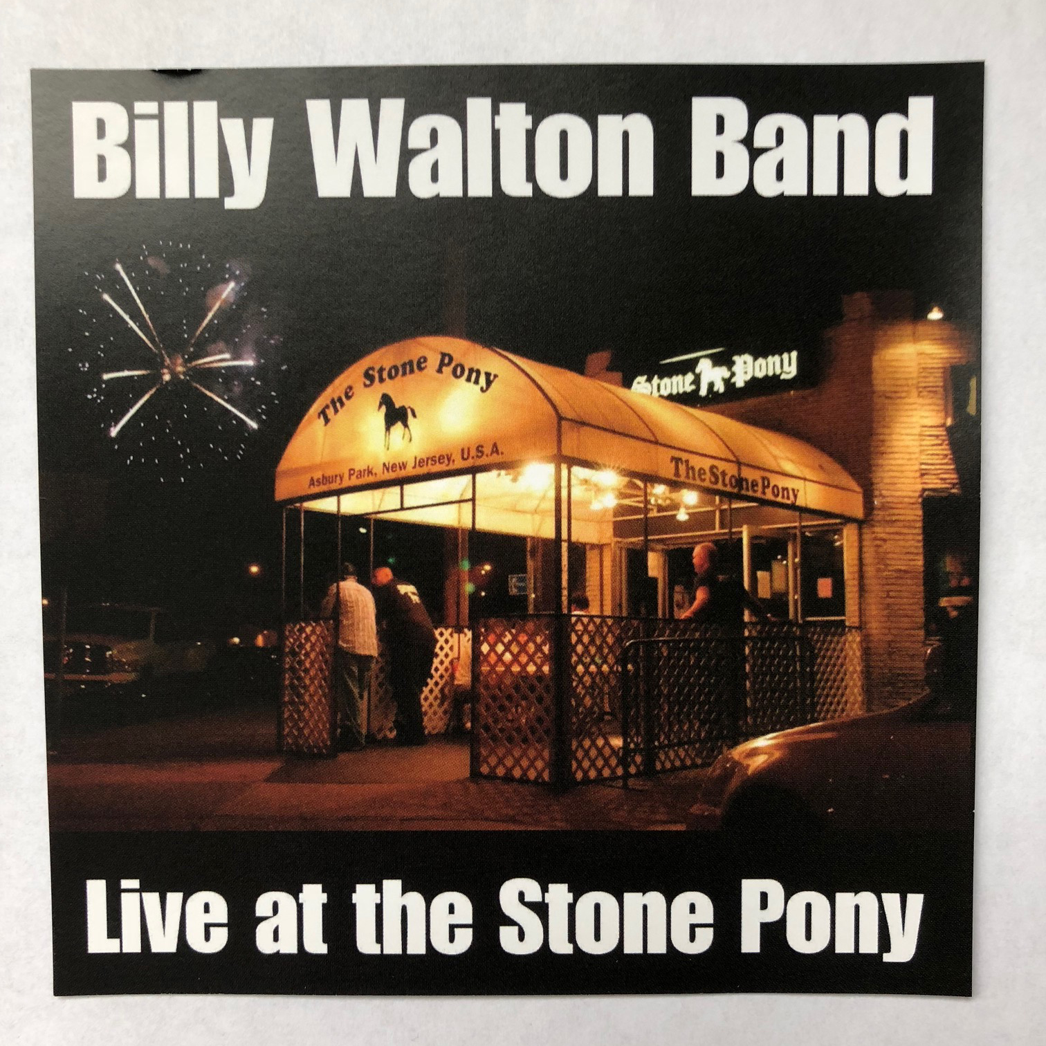 Live at The Stone Pony