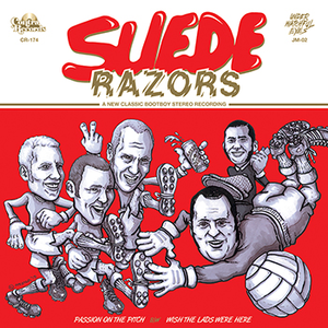 Suede Razors -