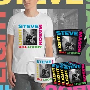 CD + Album T Shirt + Mug/Coasters