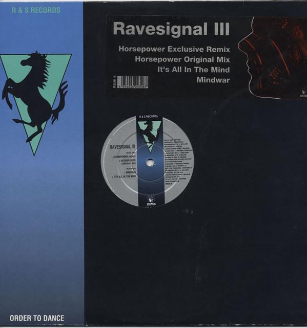 CJ Bolland – Ravesignal III (R & S Records )