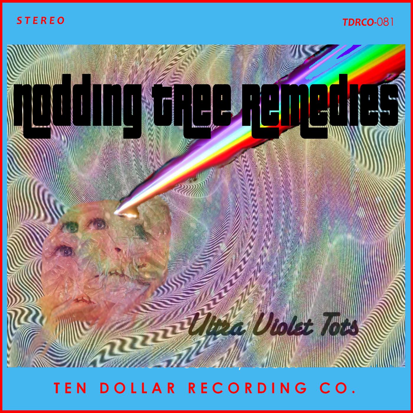 Nodding Tree Remedies - Ultra Violet Tots